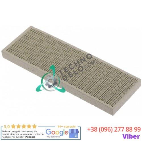 Плита керамическая 173x60мм 030054 газовой горелки гриля Tecno MCM