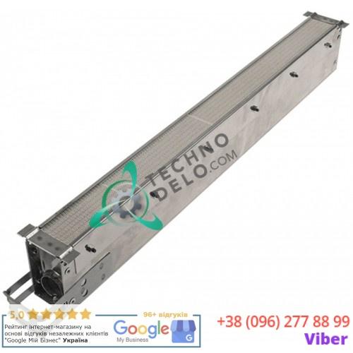 Горелка газовая E01002 585x67мм для гриля Roller Grill RBG12/RBG4/SGF80 и др.