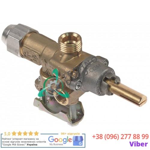 Кран газовый AB A60U ø27мм M16x1,5 M9x1 M10x1 для Nayati