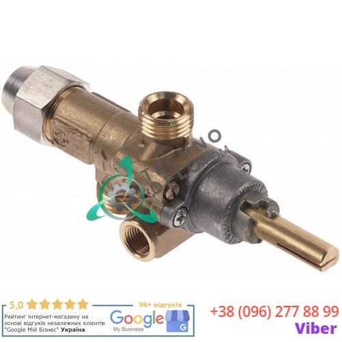 Кран газовый AB A60 M16x1,5 M9x1 M10x1 для теплового оборудования