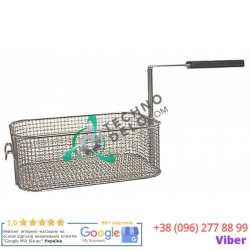 Корзина фритюрницы (размер ёмкости 280-200-105 мм) 1031004810 для EKU, Mareno, Olis, Silko и др.