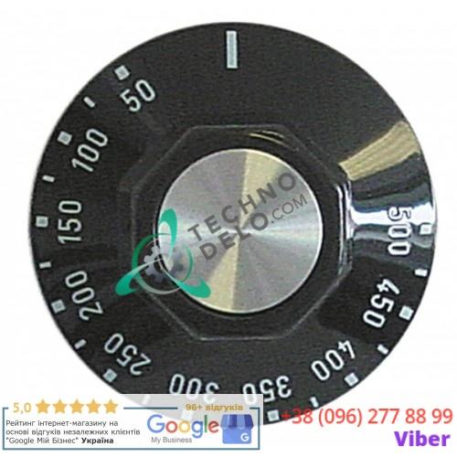 Рукоятка термостата 500°C CO3611 MANOP003 для пицца-печи Amatis, CB, GGF, Lotus, Hendi и др.