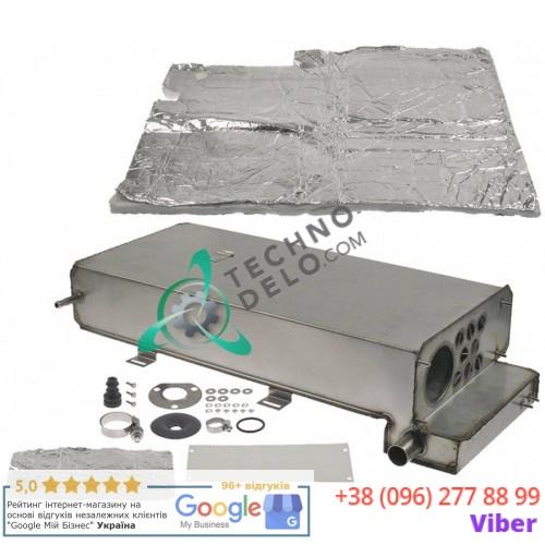 Бойлер в комплекте (парогенератор) 700x290x170мм для печи Electrolux FCS102GP, FCS102GX, FCS102GX9J и др.