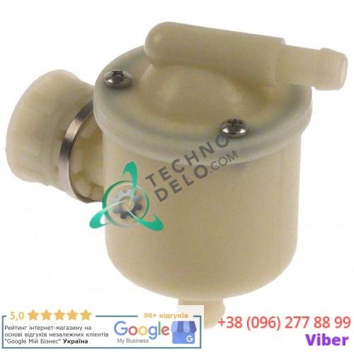 Клапан обратный пластиковый 6016500 парогенератора печи Convotherm OEB10.10, OEB10.20, OEB12.20, OEB20.10 и др.