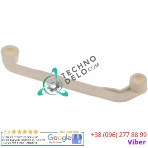 Звено соединительное цепи для толкателя 123x20x29мм ø9мм 0620111 для посудомоечной машины Meiko B350, Comenda