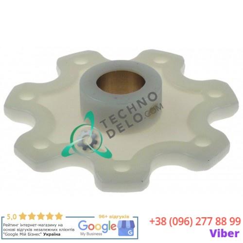 Звездочка пластиковая транспортной системы 170448 для посудомоечной машины Comenda
