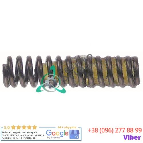 Пружина ø6мм L-25мм 0061052 61052 DW61052 соковыжималки для цитрусовых Dihr GM2, Kromo GM-2-BK11 и др.