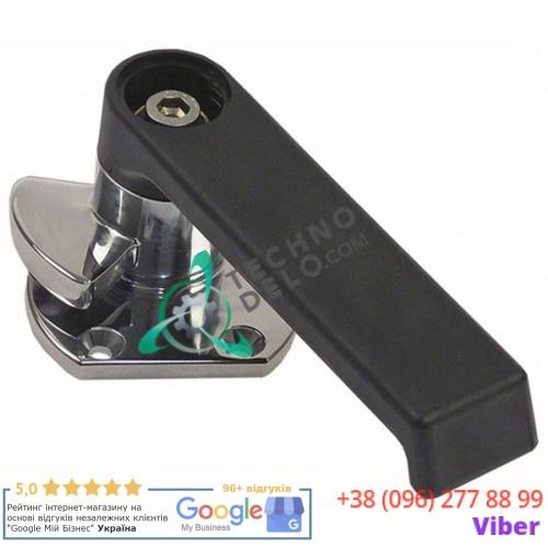 Ручка двери Rahrbach серия 6300 (66x185мм справа) 36M0880, 6300-020200 для печи Angelo-Po, Bake-Off и др.