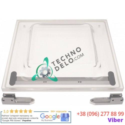 Крышка 0620010 0620011 475x460x75мм для вакуумного упаковщика Allpax, Henkelman B42/J42/H-200 и др.