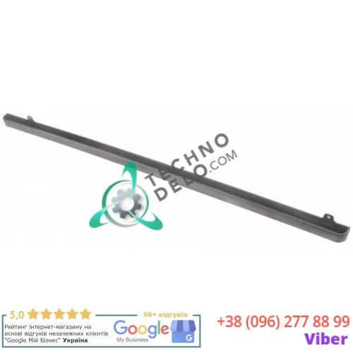 Желоб сливной 700x22мм ø5мм пластмасса ABS 12023771 T840506000 для пароконвектомата Fagor COE-061/COE-101 и др.