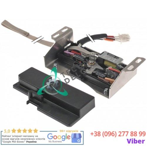 Замок электромагнитный DCV 36 / 12154822, 13P6205160 для проф. стиральных машин Fagor