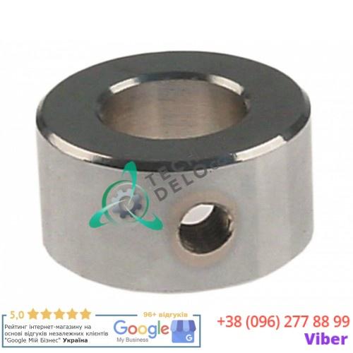 Втулка ø20/ø38мм (кольцо дистанционное) MECC0036 для приводного вала пицца-печи Zanolli Synthesis
