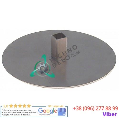 Тарелка (диск ø140 с отверстием 12x12мм) 4040421 для гирос гриля CB