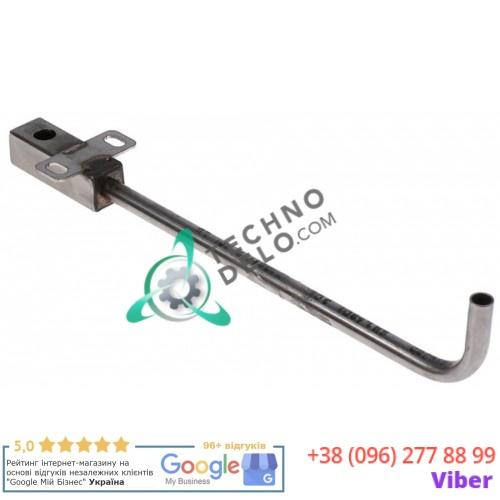 Трубка инжекторная L-225/65мм ø10мм шаг крепления 36мм 12014333 R675017 печи Fagor HME-10-11 и др.