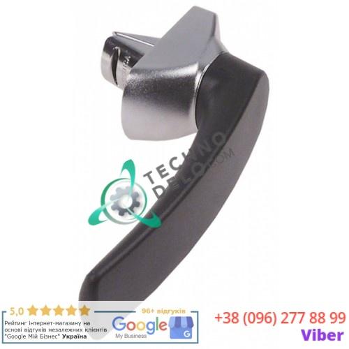 Ручка для двери печи тип 1625L Д 160mm Ш 39mm В 65mm