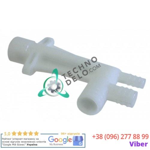 Соединитель шлангов Z1ID025 3124069 льдогенератора Scotsman, Simag