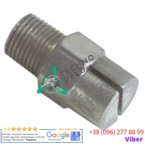 Дюза распылитель D20002 L-25мм / M10x1 для льдогенератора Brema, Electrolux, MBM, NTF, Rancilio и др.