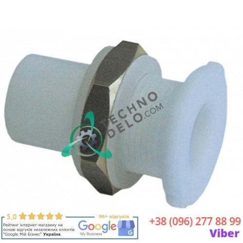 Соединитель шланговый ø16/ø22мм Z1AC029 для льдогенератора Scotsman, Simag