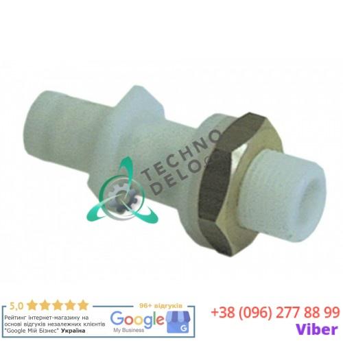 Соединитель шланговый штуцер 0KL201 Z1AC030 льдогенератора Electrolux, Scotsman