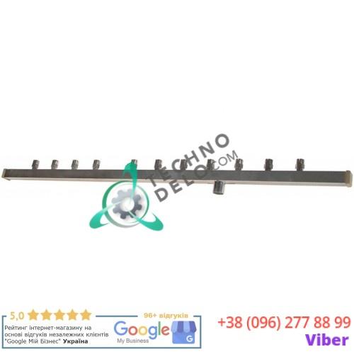 Распылитель-коромысло L670мм 11 дюз C20156 льдогенератора Brema CB640/CB840