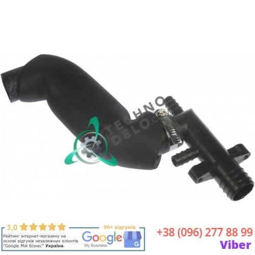 Соединитель C10235 с шлангом льдогенератора Brema GB902/GB903/TB852 и др.