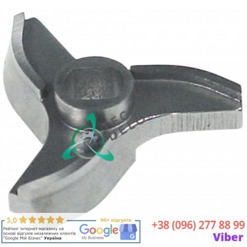 Нож мясорубки Unger R-70 (мод.12) диаметр по окружности 62 мм нержавейка 100029