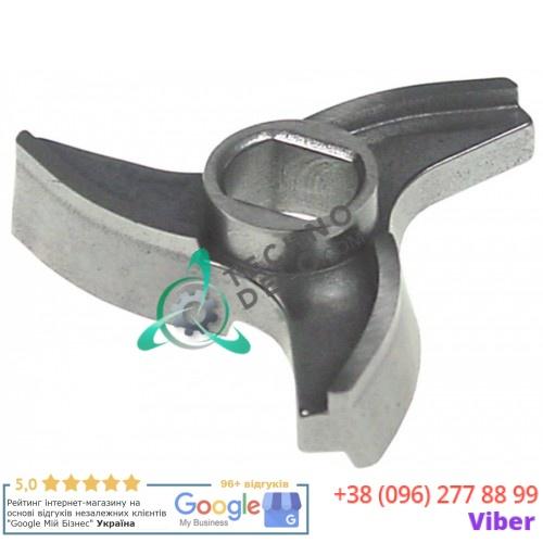 Нож мясорубки Unger H-82 (mod.22) диаметр по окружности 73 мм нержавейка (100027)