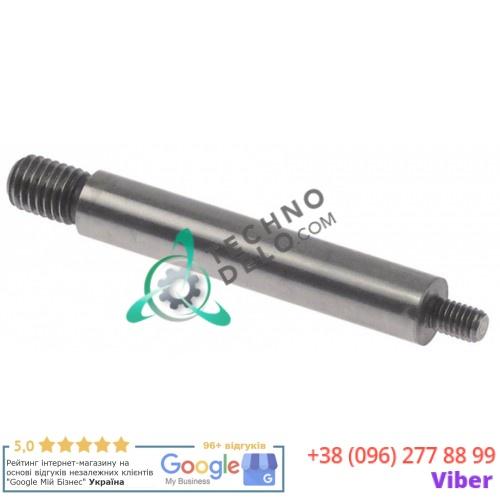 Палец L-64 мм резьба M6/M10 (код 678) для ручки держателя продукта RGV и др.