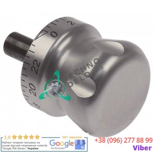 Ручка регулировочная 0-22 ø68мм 9503 для слайсера RGV 300/350/370