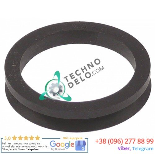 Кольцо V-образное ø32мм/ø31мм/ø39мм H-7мм 0065063 65063 для Henkelman Falcon2-60/2-70, Polar2-40/2-50