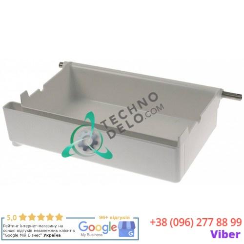 Ванна 310x205x85 мм, NC10491 льдогенератора Brema, NTF и др.