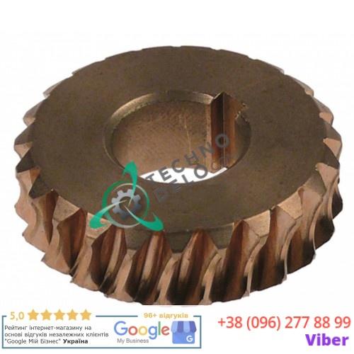 Шестерня 11007-04-002 GC6140 ø39мм/ø16мм 23 зуба для мясорубки Nayati