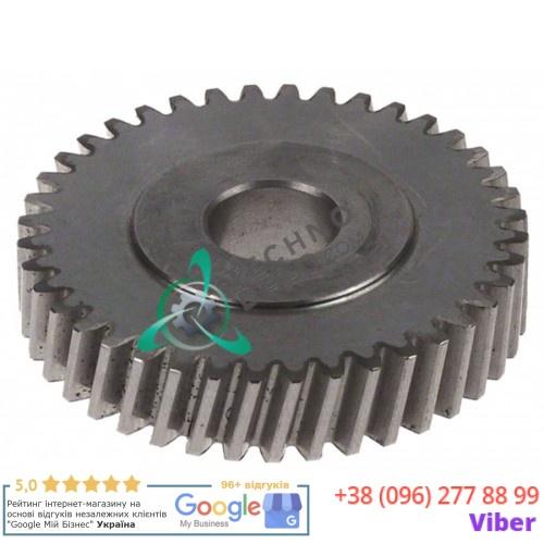 Шестерня ведомая SL0130 ø 64 мм для мясорубки Fimar AB/TR 12-22, Emmepi и др.