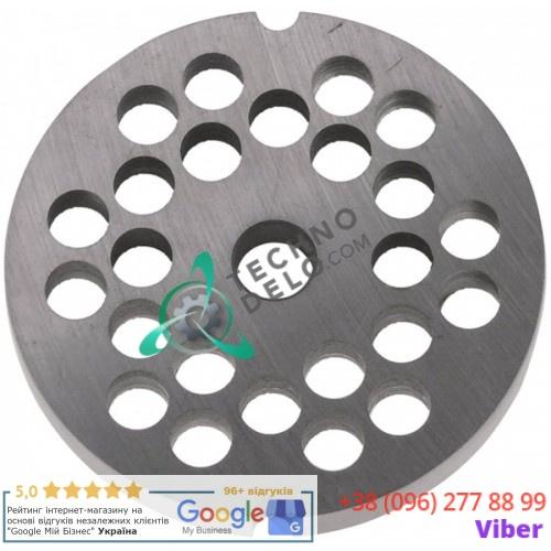 Решетка (Enterprise) для мясорубки mod. 12, ячейка 8мм /под горловину - Ø 70мм 103040