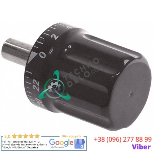 Ручка регулировочная 0-23 ø68мм 631 для слайсера RGV 300/350/370