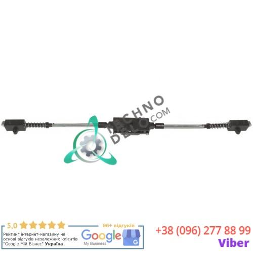 Замочный дверной механизм в комплекте 92800011 6300965 пароконвектомата Repagas, Angelo Po FX201E2/FX201E2P и др.