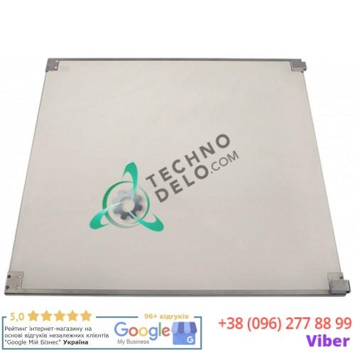 Стекло внутреннее 579x518мм 2042008 для профессионального теплового оборудования Hounö (печь 1.06)