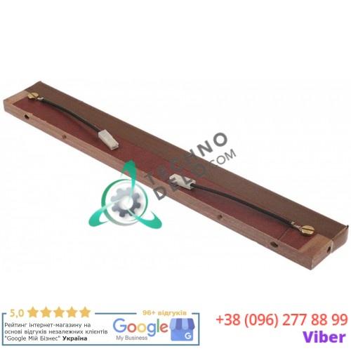 Планка сваривающая 1600831 430x58x15мм вакуумного упаковщика Orved