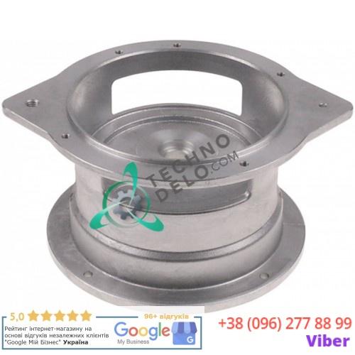 Фланец соединительный алюминиевый ø159мм/ø120мм H-101мм 235.02620 для профессиональной овощерезки Anliker
