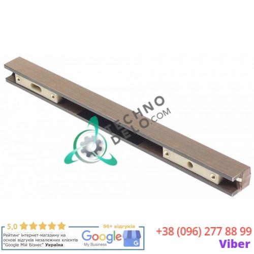 Планка сваривающая HVS1000 295x20x24мм вакууматора Argion, Horeca Select, MCC и др.