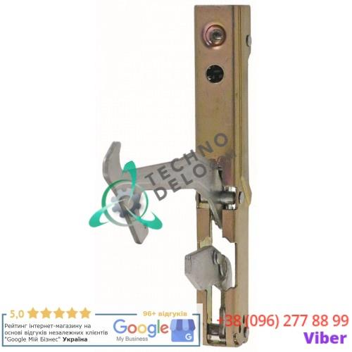Петля двери 09981619512 для пароконвекционной печи Tecnoeka KF965/KF966, Emmepi, Mastro и др.