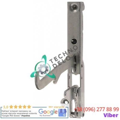 Петля левая для двери печи Smeg Alfa 100/130/132/135/151 L165мм (код 931330250, 931330807)