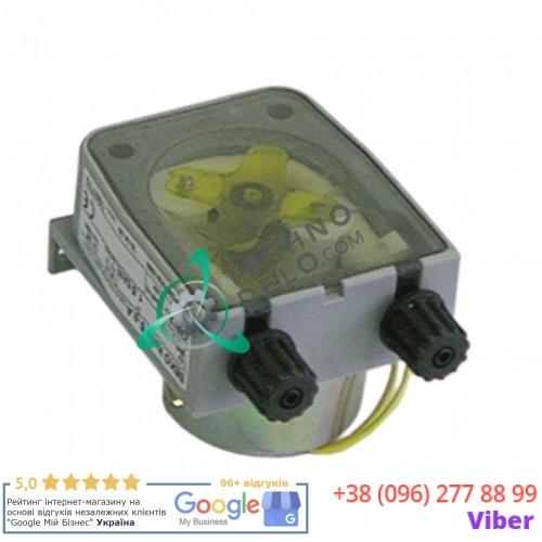 Дозатор SEKO PG 3 л/ч (моющая химия) шланг сантопрен ø4x6мм для Colged, Comenda, Electrolux и др.