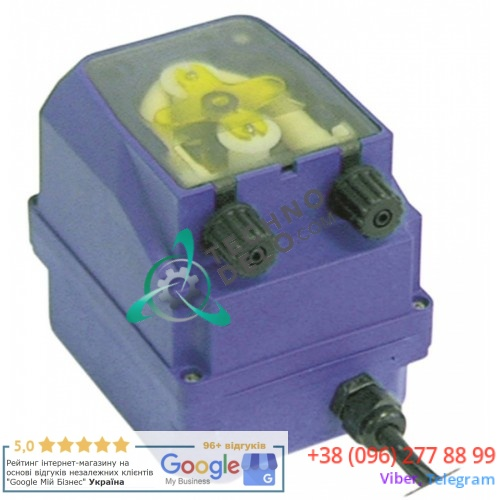 Дозатор насос SEKO 1-7 л/ч для оборудования Hoonved, Krefft, Meiko и др.
