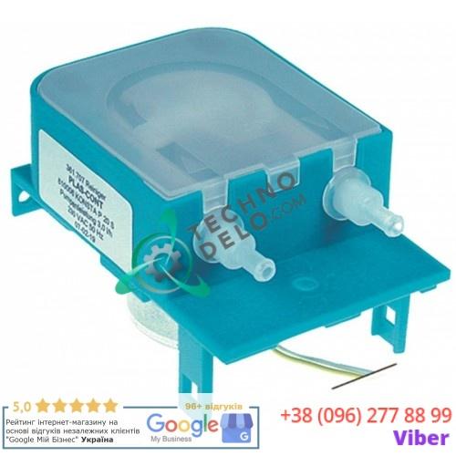Дозатор-насос PLAS-CONT Konsta PS10N 1,5 л/ч моющее средство 230VAC шланг Norprene