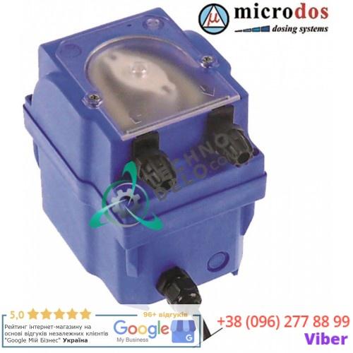 Дозатор-насос Microdos MP2-R регулируемый (4л/ч 230VAC) для моющего средства