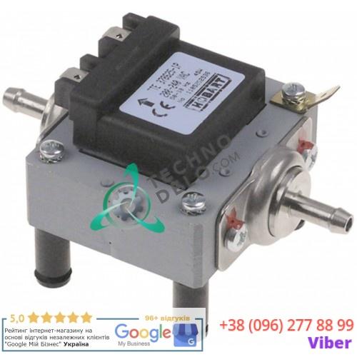 Дозатор TTE 378625-1P 200-240В моющее средство d5,5мм для Hobart