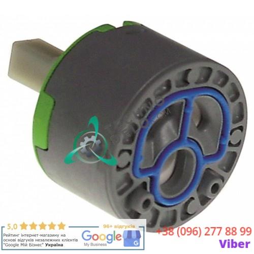 Картридж керамический ø47мм 0030110 0P.V070.00.00 069958 0S1340 для моноблочного однорычажного крана-смесителя