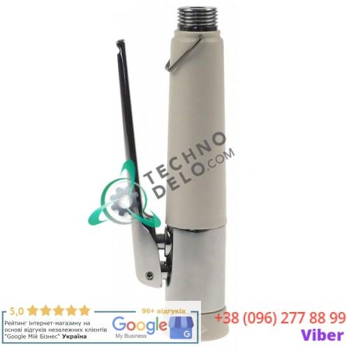 Пистолет-распылитель DELABIE белый 1/2 AG для ручного душа