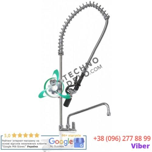 Душ ручной CLASSIC AMERICAN Style Standard 593374 с настенным краном-смесителем нажимная рукоятка
